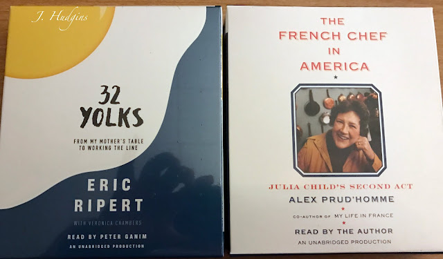 two audio books