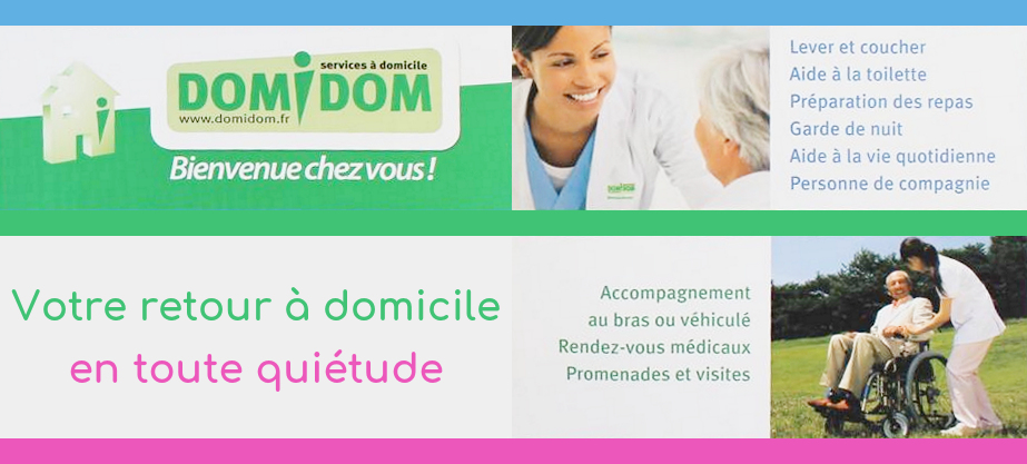 DOMIDOM services à domicile Seniors - Tourcoing
