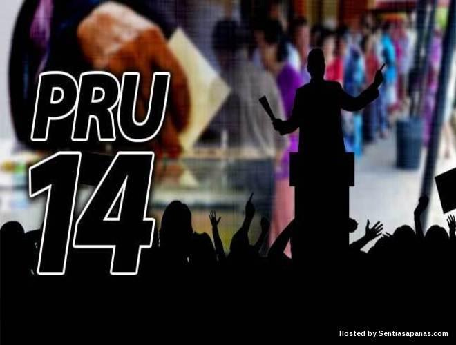 Tarikh mengundi PRU14
