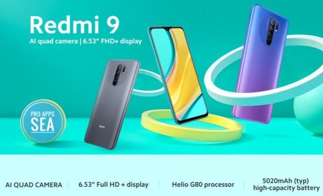 سعر و مواصفات هاتف ريدمي Redmi 9 ولماذا سمي بملك الفئة الإقتصادية