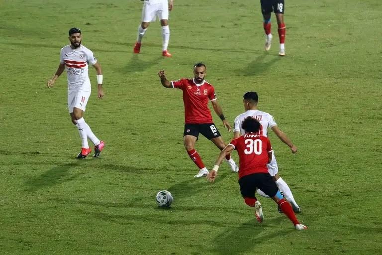 موعد مباراة القمه بين الاهلي والزمالك رقم 122 في تاريخ الدوري المصري الممتاز