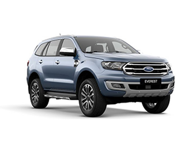 FORD EVEREST AMBIENTE 2.0L MT 4x2