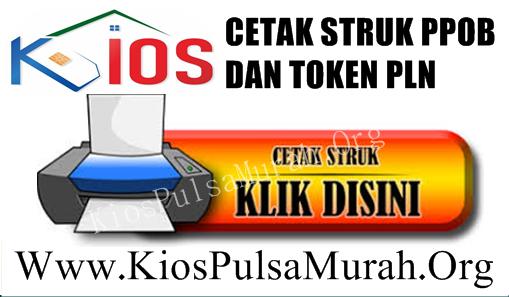 Kios Pulsa Murah Bisnis Agen Pulsa Elektrik Online Termurah