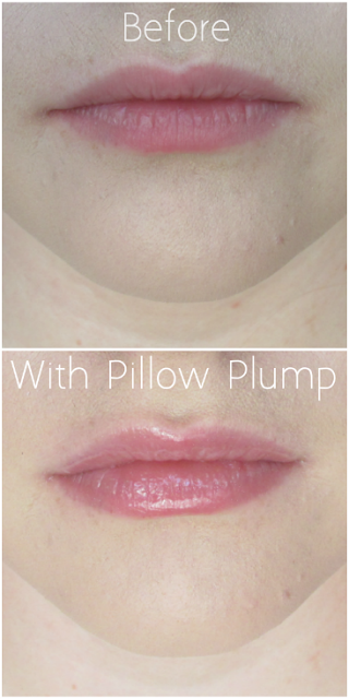 soap and glory pillow plump review