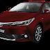 Mewahnya Sedan Toyota Corolla Altis, Daftar Harga Corolla Altis Bandung di Auto2000