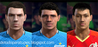 PES 2013 Facepack RPL v9 By amk28