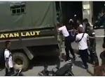 """TNI AL Ngamuk di Polres Nias Selatan, Polisi Dipukuli, """"Main-main kalian ya!"""""""