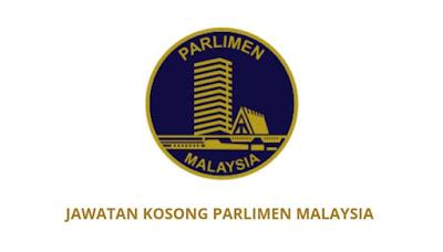 Jawatan Kosong Parlimen Malaysia 2019