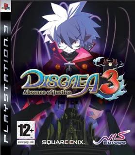 Disgaea 3 Absence of Justice PS3 Baixar