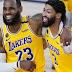Anthony Davis acuerda 5 años con los Lakers