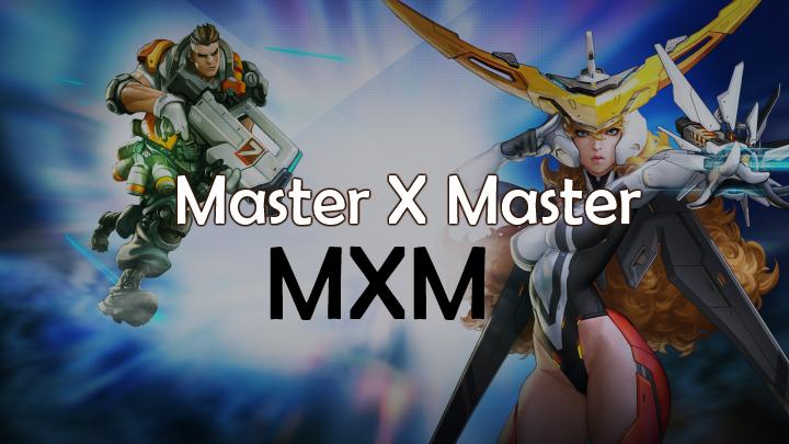 Master X Master Global Test Japan