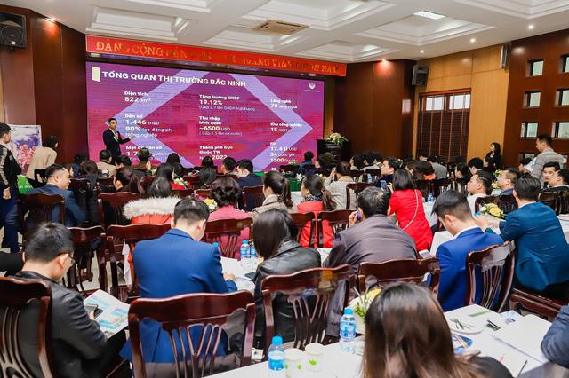 Mở bán Lotus Central Bắc Ninh