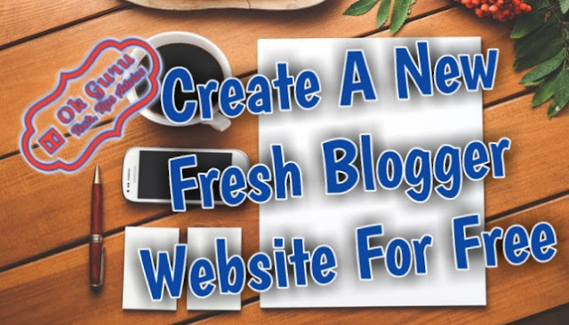 How To Create A Micro Niche Website On Blogger For Free