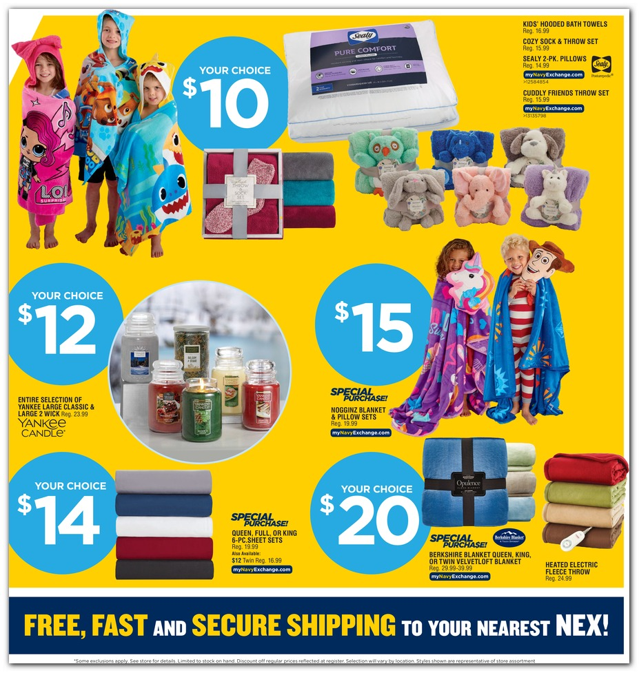 Navy Exchange Black Friday 2019 page 21