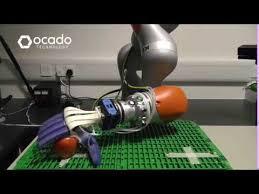 Mani robotiche del progetto europeo SoMa