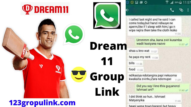 Join 601 + Dream 11 Whatsapp Group Link 2020