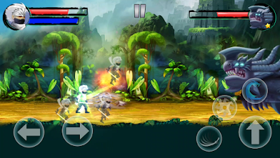 Ninja Fighter Z Full For Android