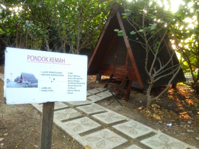 Camp Site Hutan Mangrove PIK