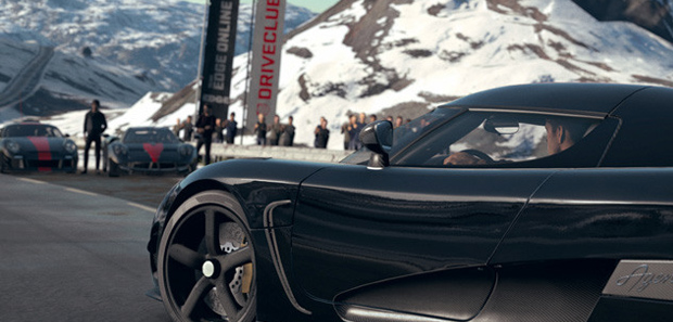 DriveClub Footage