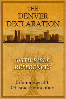 The Denver Declaration: With Bible References