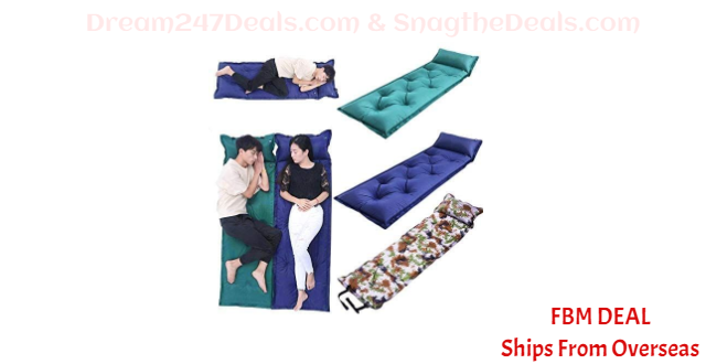 70%  off Self Inflating Sleeping Pad