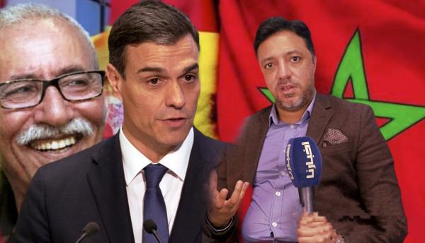 صوصي علوي: المغرب نجح في فضح إسبانيا وأظهر للعالم أن مؤسساتها السيادية والدستورية مجرد مؤسسات صورية