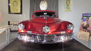 Red Tucker Auto in Hershey Museum