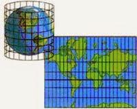 Proyeksi dan Skala Peta