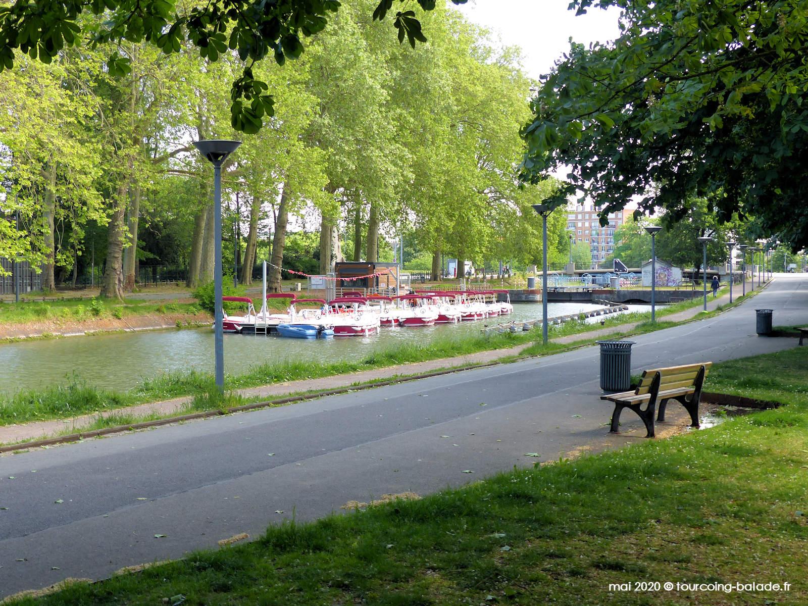 Base nautique Marin d'eau douce, Lille Deûle - 2020