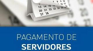 Governo antecipa para este sábado crédito da 1ª parcela do 13º salários dos servidores