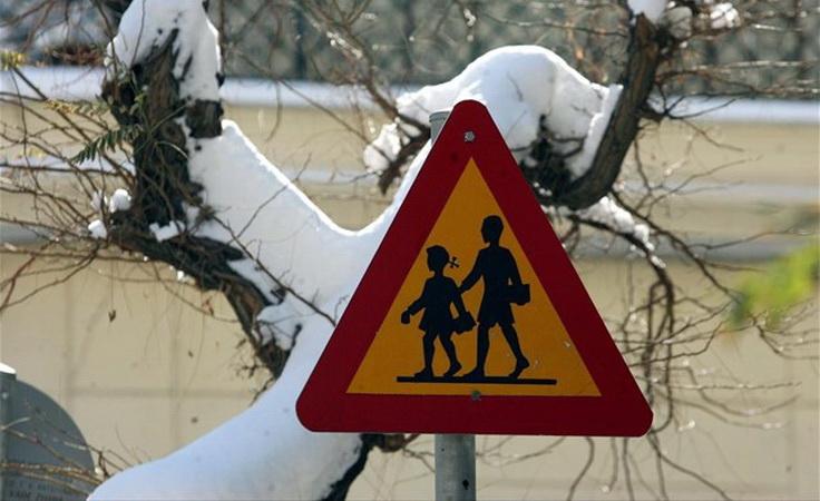 Κλειστά τη Δευτέρα τα σχολεία στον Έβρο