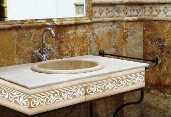 Decoración de interiores: Azulejos Originales para el baño