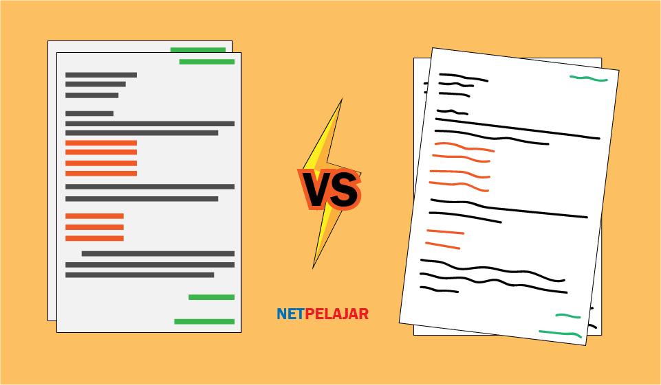 Mana Yang Lebih Baik Surat Lamaran Tulis Tangan Atau Ketik Netpelajar