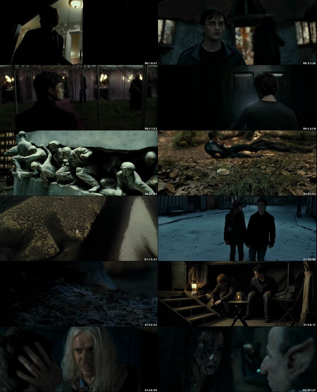 Harry Potter and the Deathly Hallows: Part 1 2010