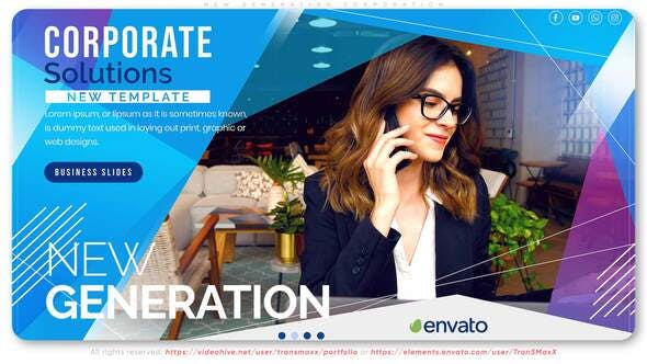 New Generation Corporation[Videohive][After Effects][29044425]