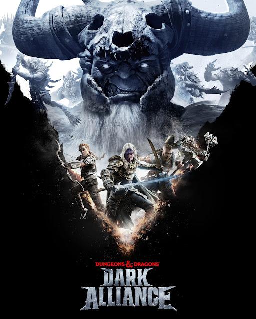 Wizards of the Coast Announces Dark Alliance
