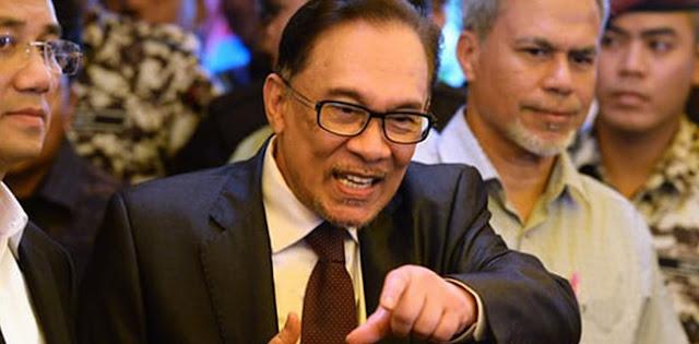 Imbas Wabah Covid-19, Anwar Ibrahim: Pemerintah Harus Tegas, Jangan Pecat Pekerja Tapi Potonglah Gaji Pejabat