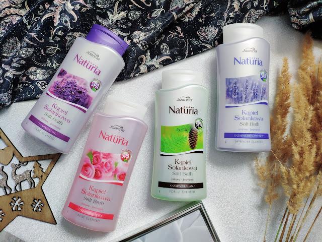 Laboratorium Joanna - Kąpiel solankowa o różnych zapachach