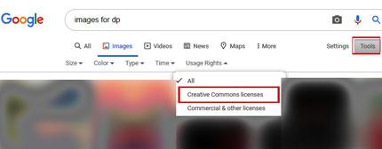 Google Se Copyright Free Images Kaise Download Kare - Tricks in Hindi