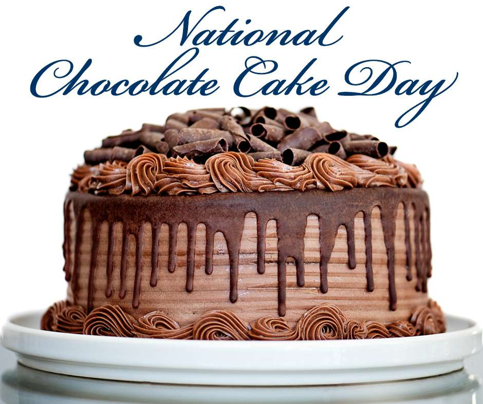 National Chocolate Cake Day Wishes for Instagram