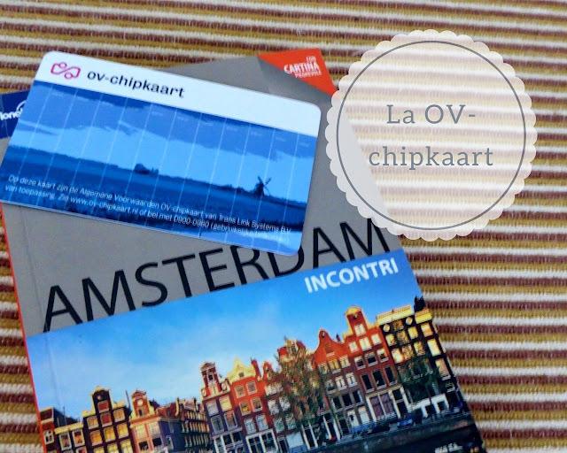 OV-chipkaart: come funziona la carta olandese dei trasporti
