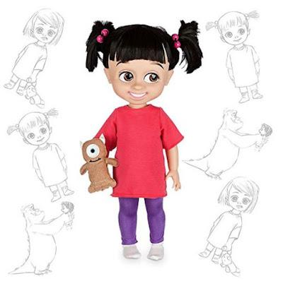 Большая кукла Boo из мультика Корпорация монстров