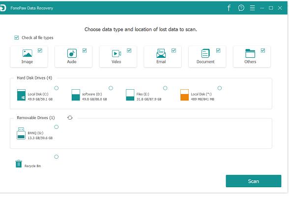 Cara Mudah Memulihkan File yang dihapus dari Android 10