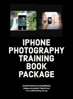 iPhone Photography Training For Nigeria