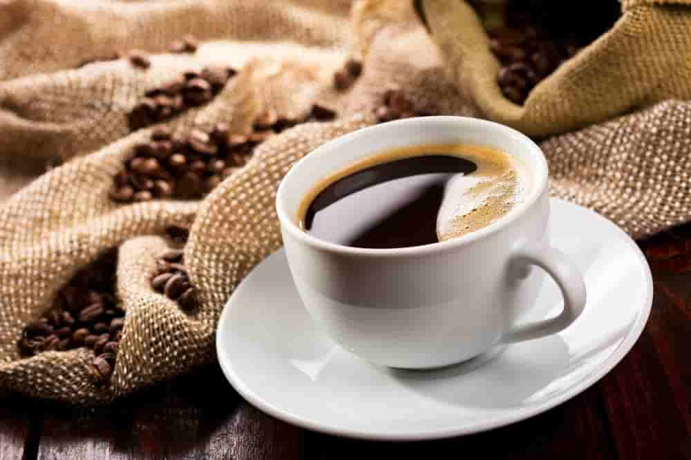 القهوة السوداء,إنقاص الوزن الزائد,تأثير القهوة السوداء