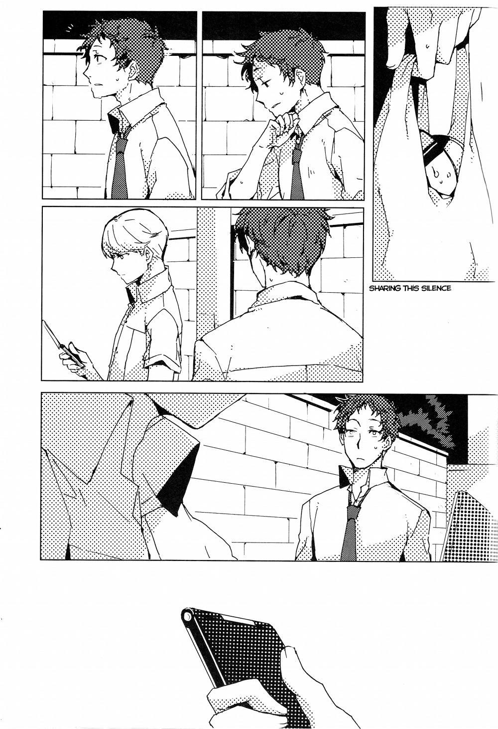 Trang 1 - Chia Sẻ Sự Tĩnh Lặng (- HEART STATION (Ebisushi)) - Truyện tranh Gay - Server HostedOnGoogleServerStaging