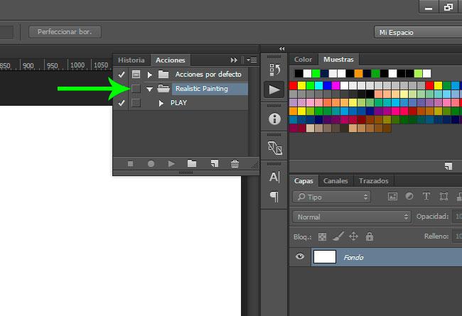 Cómo Cargar Acciones en Adobe Photoshop by Saltaalavista Blog Paso 05