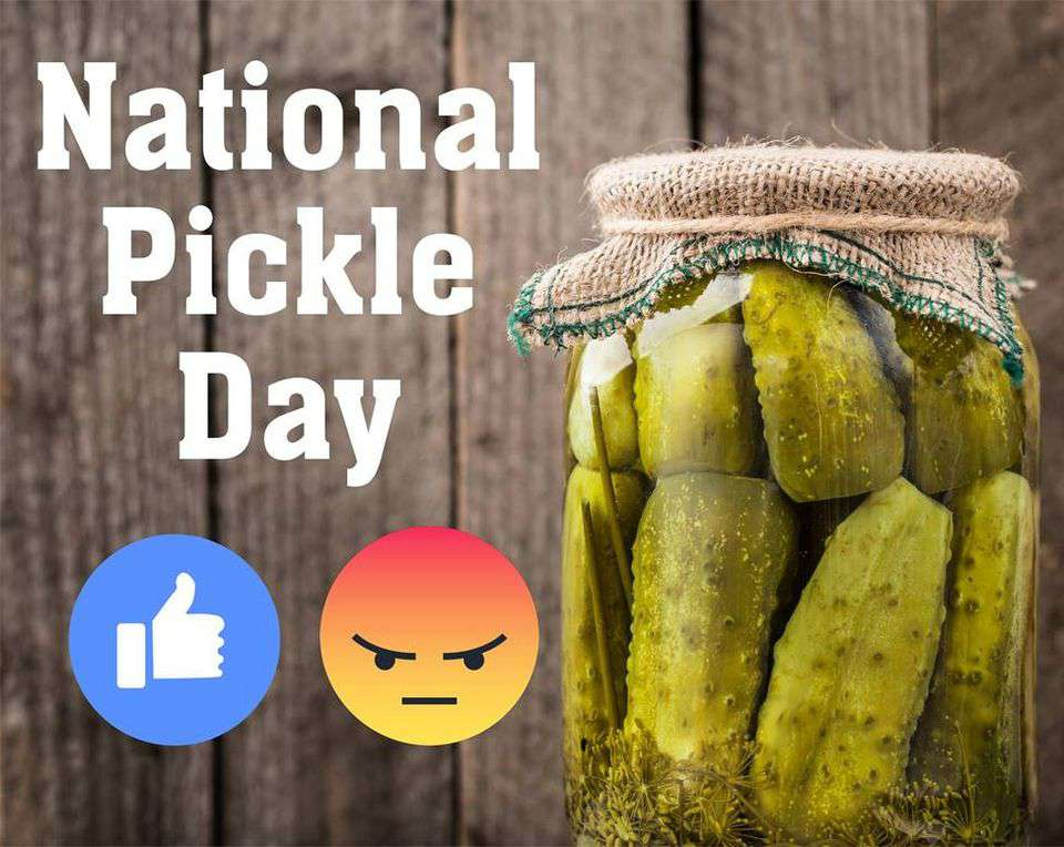 National Pickle Day Wishes pics free download