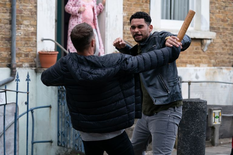 EastEnders: It's All Kicking Off!
