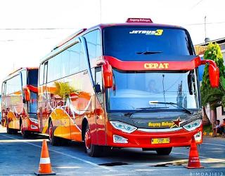Bus Solo Surabaya
